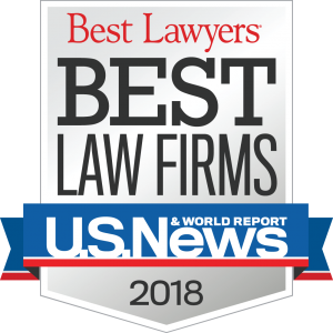 Best Lawyers 2018 Best Law Firms